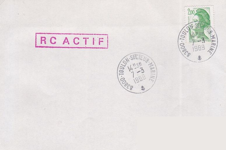 * ACTIF (1963/1995) * 89-0316