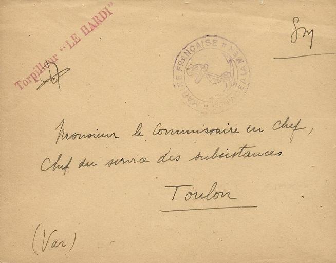 * LE HARDI (1940/1942) * 895_0010