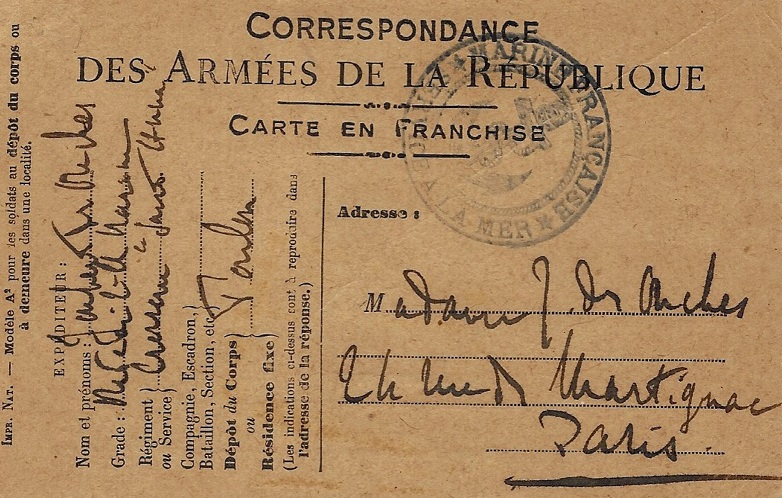 * SANT'ANNA (1915/1918) * 897_0010