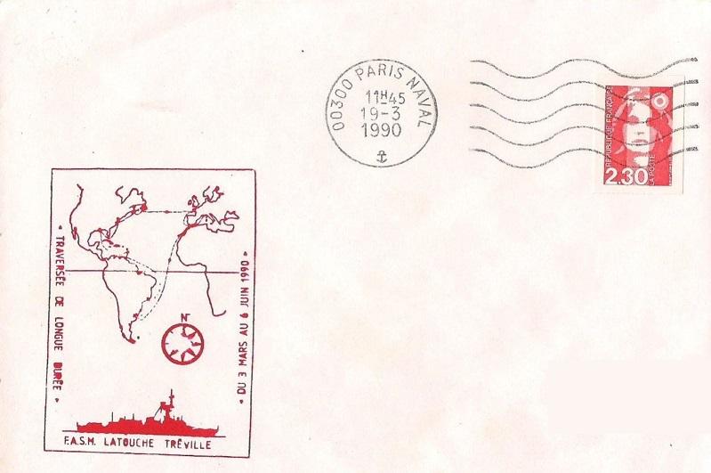 * LATOUCHE-TRÉVILLE (1990/....) * 90-0310
