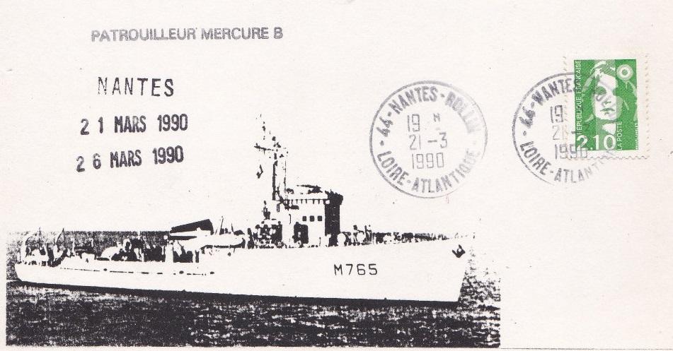 * MERCURE (1958/1991) * 90-0311