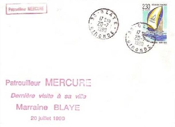 * MERCURE (1958/1991) * 90-0712