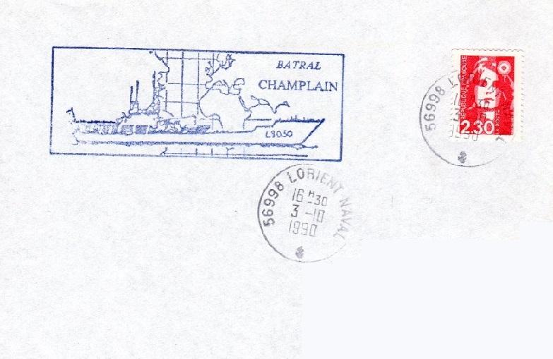 * CHAMPLAIN (1974/2004) * 90-1012