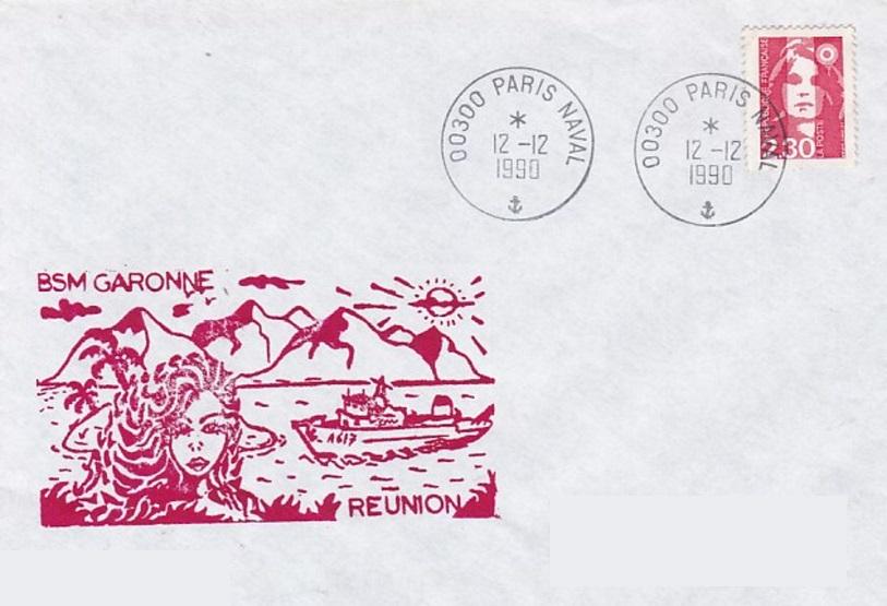 Garonne - * GARONNE (1965/2003) * 90-1211