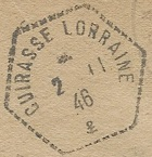 cuirasse - LORRAINE (CUIRASSE) 906_0011
