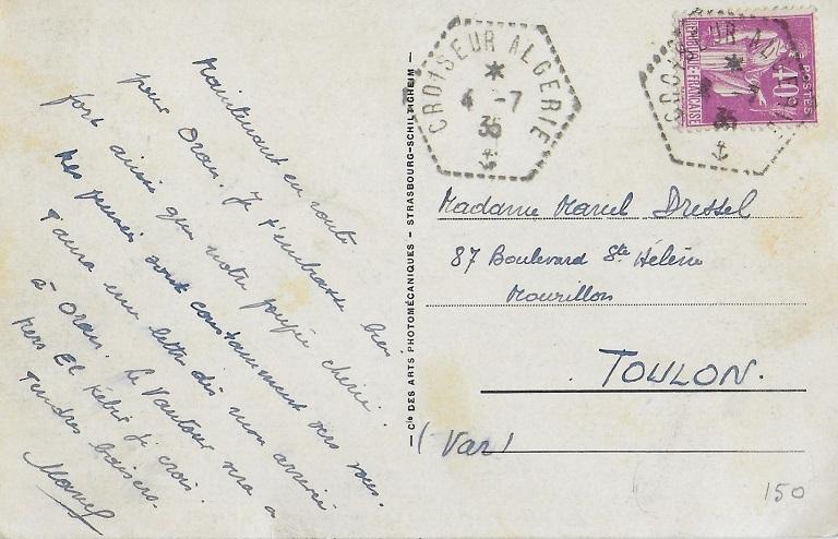 ALGERIE (CROISEUR) 907_0011