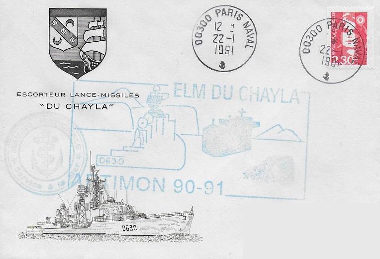 * DU CHAYLA (1957/1991) * 91-0111