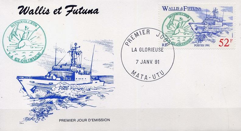 * LA GLORIEUSE (1987/....) * 91-0112