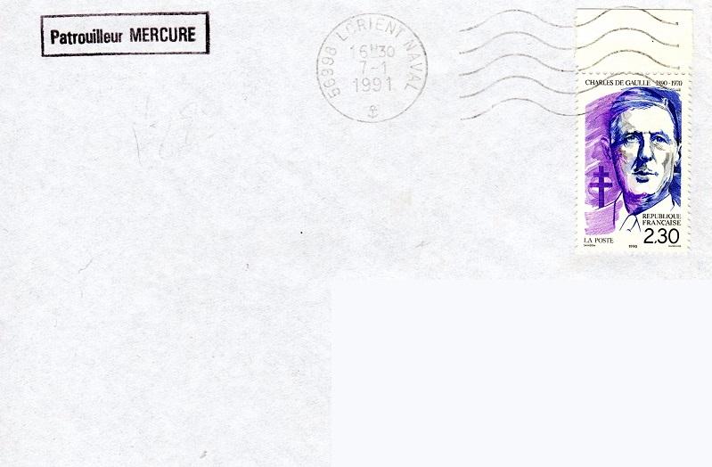 * MERCURE (1958/1991) * 91-0113