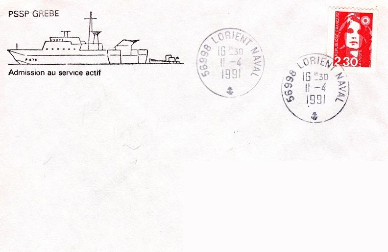 * GRÈBE (1991/2010) * 91-0414