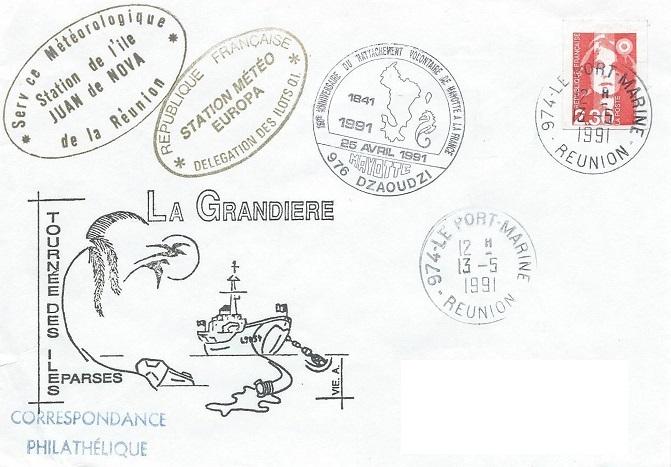 * LA GRANDIÈRE (1987/2017) * 91-0510