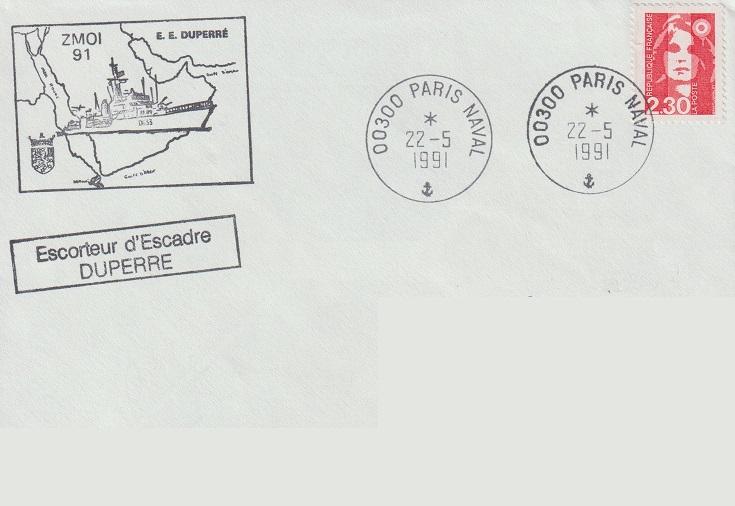 * DUPERRÉ (1957/1992) * 91-0513