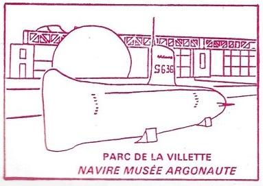 * ARGONAUTE (1958/1982) * 91-05_10