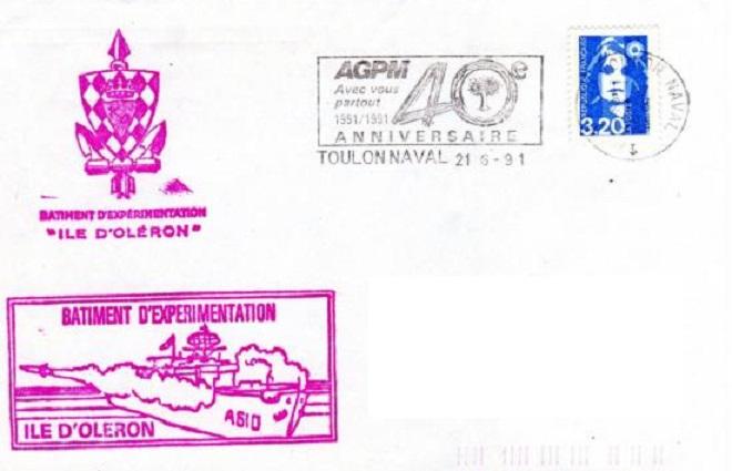 * ÎLE D'OLÉRON (1945/2002) * 91-0611