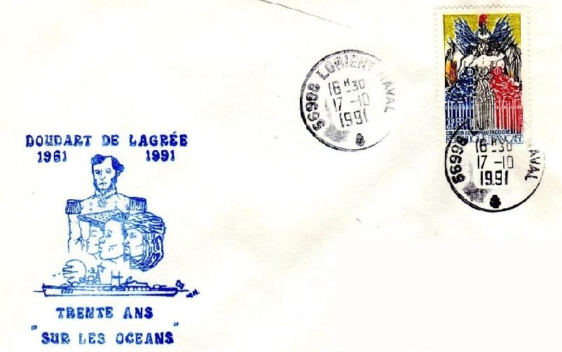 * DOUDART DE LAGRÉE (1963/1991) * 91-1012