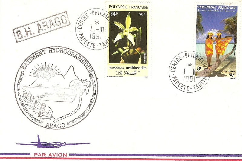 * ARAGO (1991/....) * 91-1015