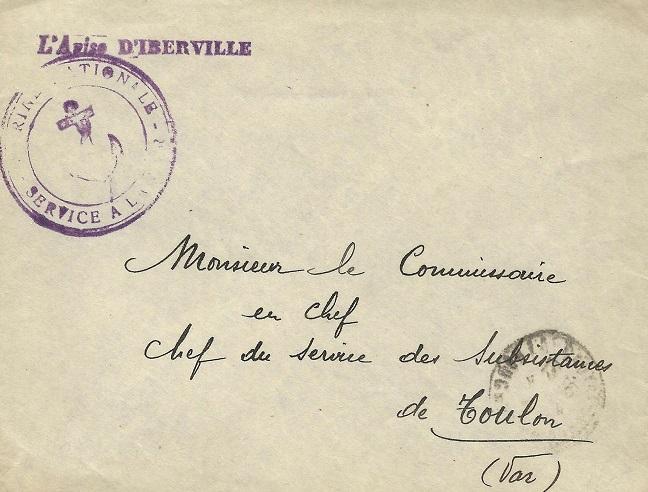 * D'IBERVILLE (1934/1942) * 915_0013