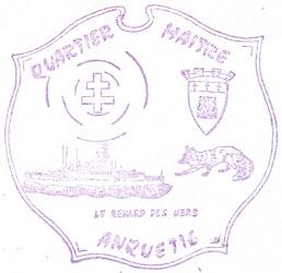 * QUARTIER-MAÎTRE ANQUETIL (1979/2000) * 92-0410