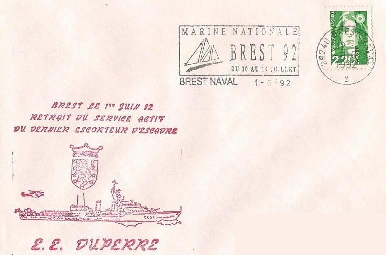 * DUPERRÉ (1957/1992) * 92-0611