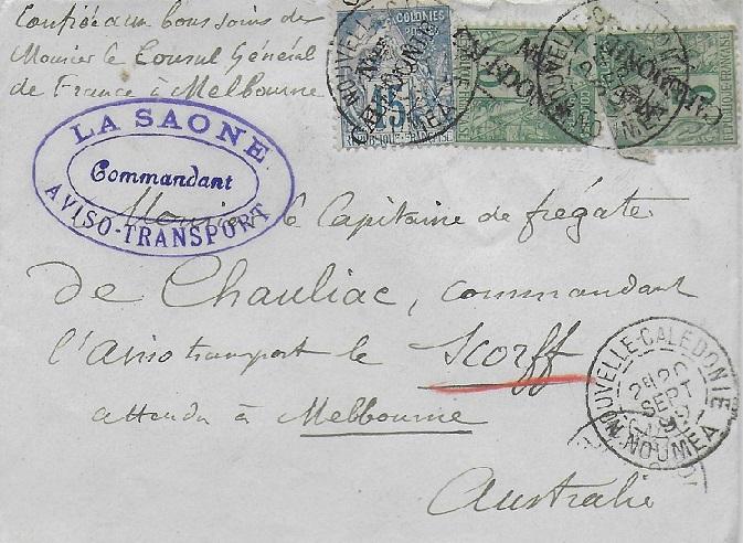 * SAÔNE (1880/1895) * 92-0910