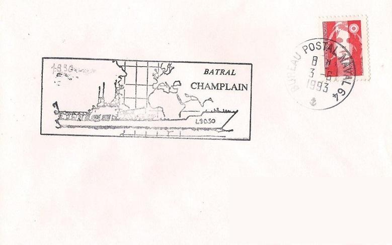 * CHAMPLAIN (1974/2004) * 93-0611