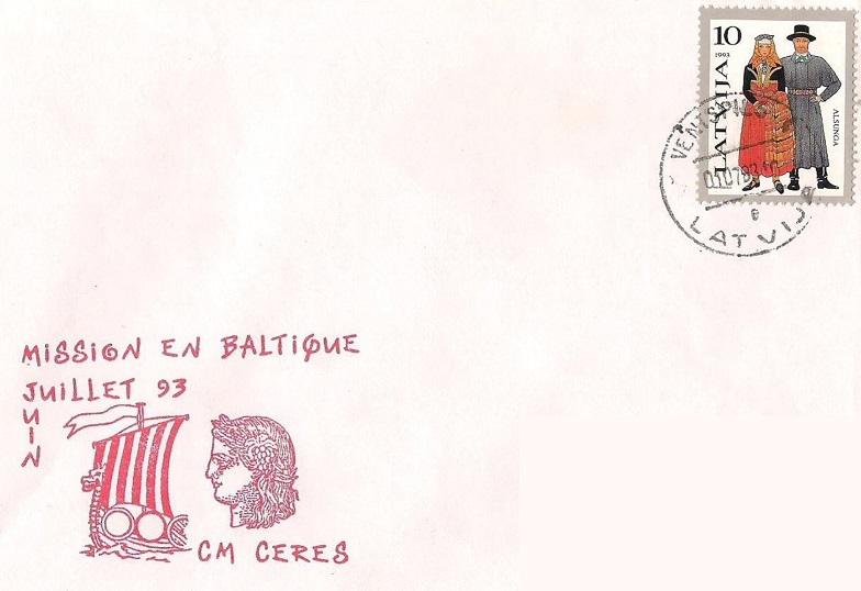 * CÉRÈS (1973/1998) * 93-0711