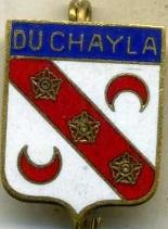 * DU CHAYLA (1957/1991) * 931_0010