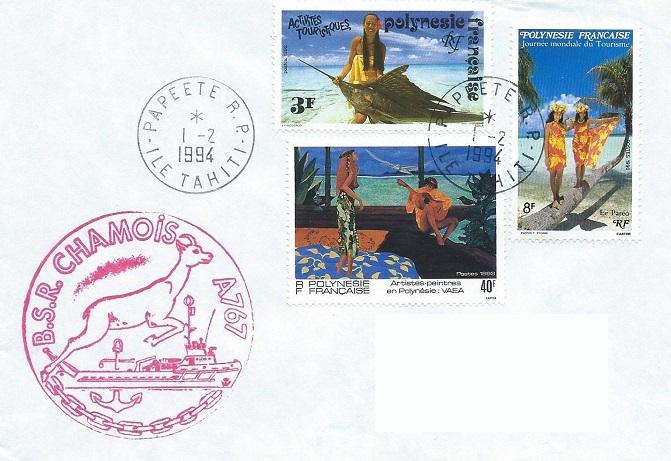 * CHAMOIS (1976/1995) * 94-0210