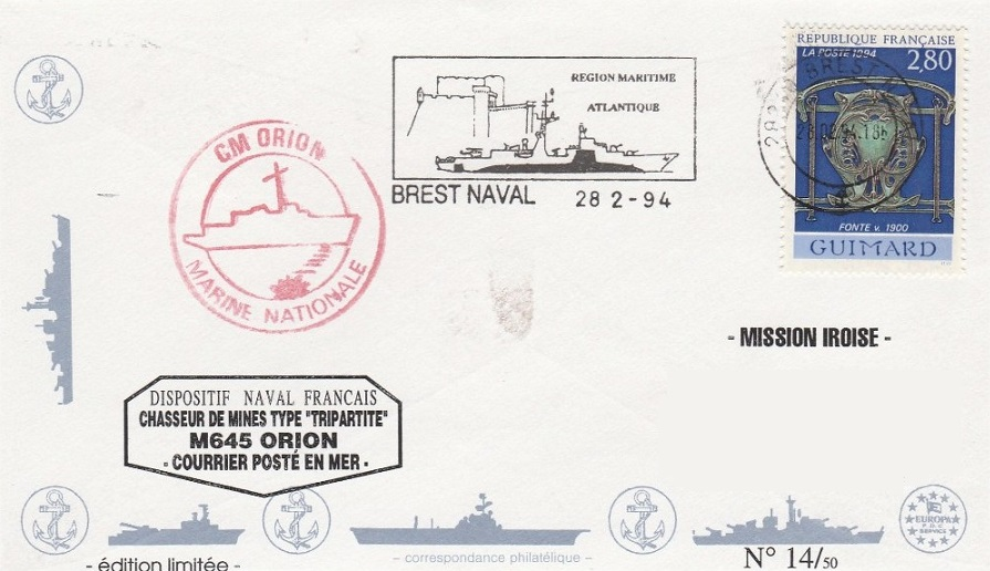 * ORION (1986/....) * 94-0212