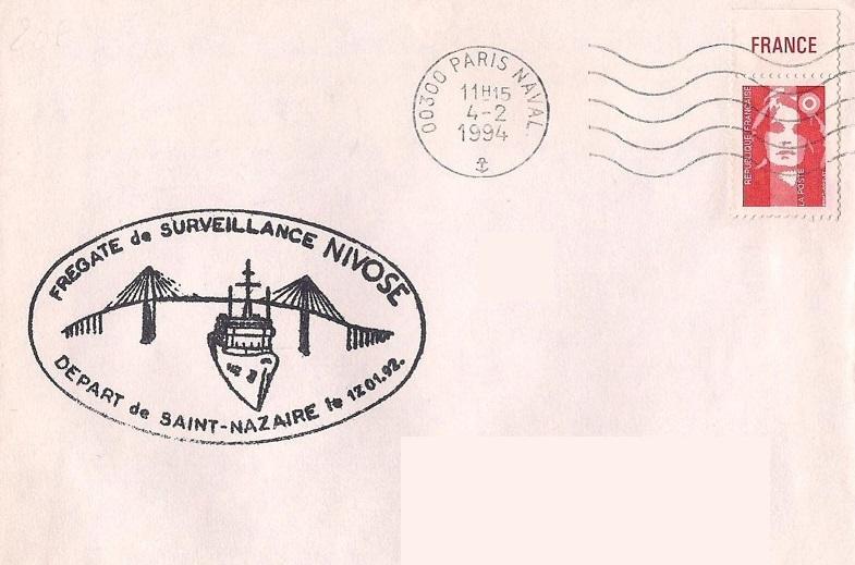 * NIVÔSE (1992/....) * 94-0213