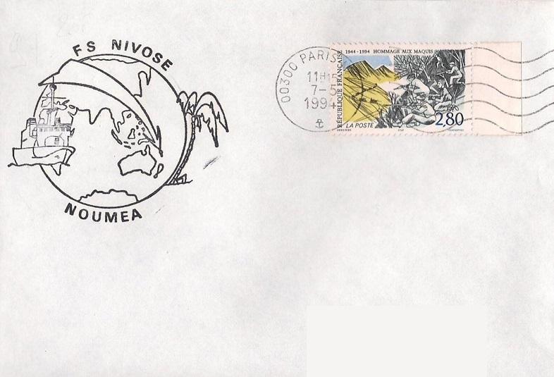 * NIVÔSE (1992/....) * 94-0512
