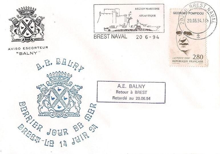 * BALNY (1970/1994) * 94-0610