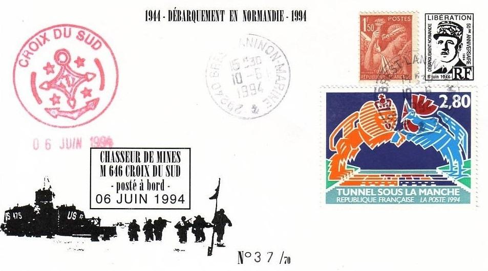 * CROIX DU SUD (1986/....) * 94-0615