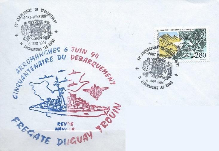 * DUGUAY-TROUIN (1975/1999) * 94-0616