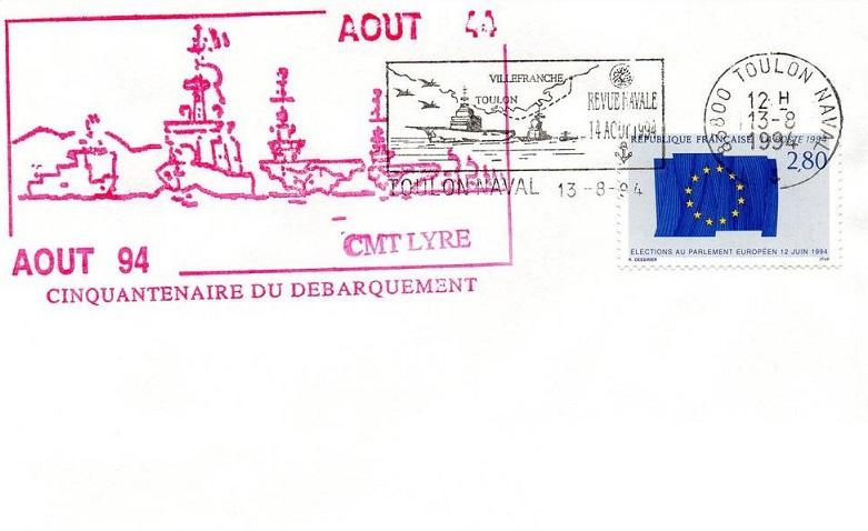 * LYRE (1987/....) * 94-0815