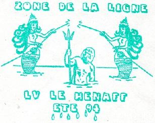 * LIEUTENANT DE VAISSEAU LE HÉNAFF (1980/....) * 94-0910
