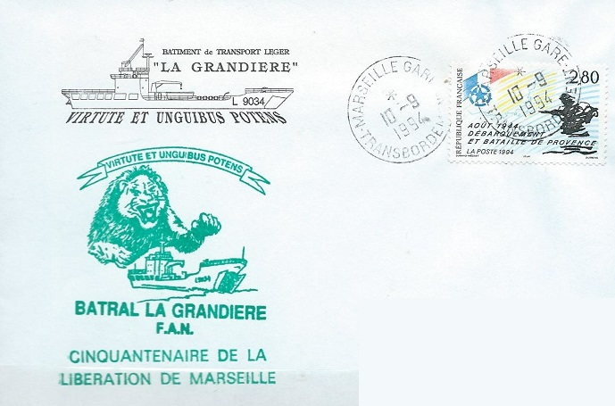 * LA GRANDIÈRE (1987/2017) * 94-0913