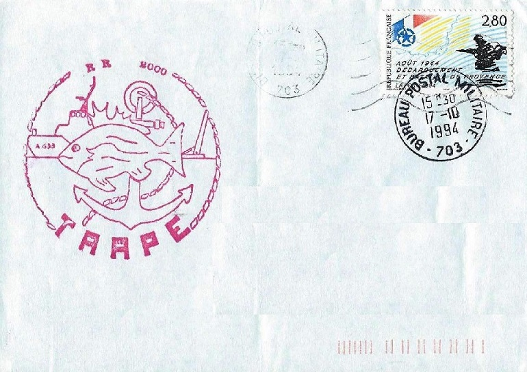 * TAAPE (1983/....) * 94-1012