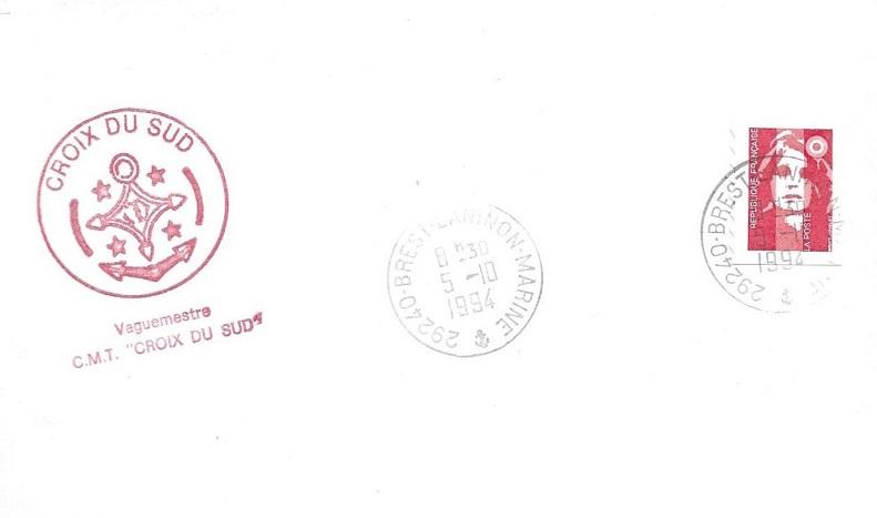 * CROIX DU SUD (1986/....) * 94-1013