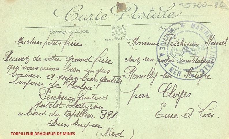 + TORPILLEUR 321 (1907/1936) + 943_0013