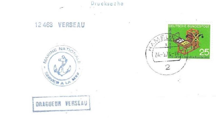 * VERSEAU (1956/1988) * 945_0010