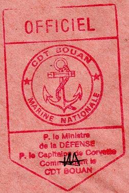 * COMMANDANT BOUAN (1984/....) * 95-0110