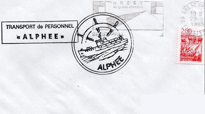 * ALPHÉE (1970/2003) * 95-0810