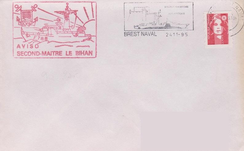 * SECOND MAÎTRE LE BIHAN (1979/2002) * 95-1111