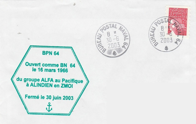 N°64 - Bureaux Navals Embarqués 956_0011