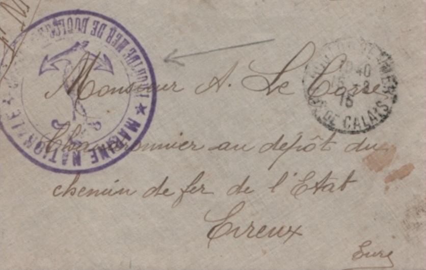 * AU REVOIR (1914/1916) * 956_0012