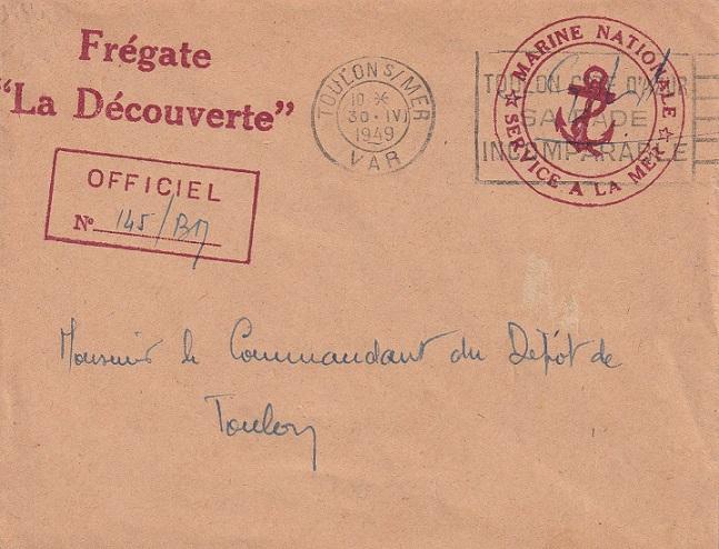 * LA DÉCOUVERTE (1943/2002) * 957_0012