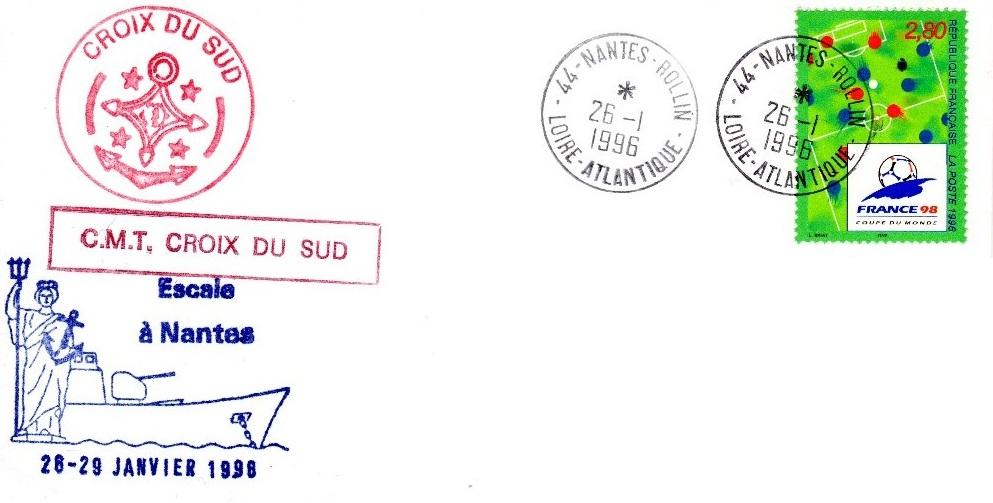 * CROIX DU SUD (1986/....) * 96-0110