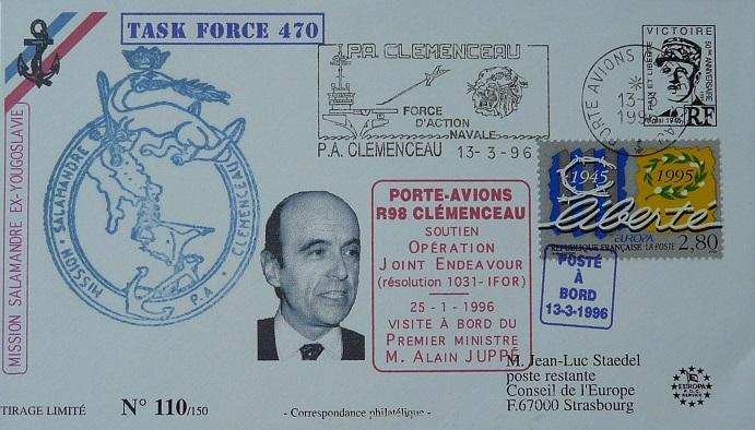 * CLEMENCEAU (1961/1998) * 96-0311