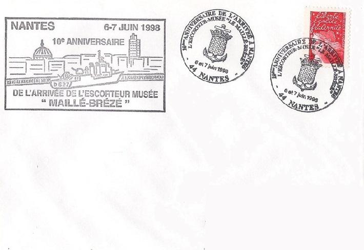 * MAILLÉ-BRÉZÉ (1957/1988) * 96-0612